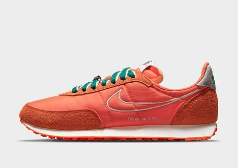 Nike Nike Waffle Trainer 2 Herrenschuh - Orange/Orange/Orange/Sail - Herren, Orange/Orange/Orange/Sail