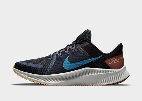 Nike Quest 4 Herren - Thunder Blue/Black/Grey Fog/Light Photo Blue - Herren, Thunder Blue/Black/Grey Fog/Light Photo Blue