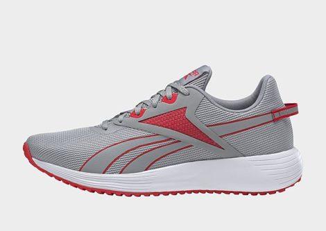 Reebok reebok lite plus 3 shoes - Pure Grey 4 / Vector Red / Cloud White - Herren, Pure Grey 4 / Vector Red / Cloud White