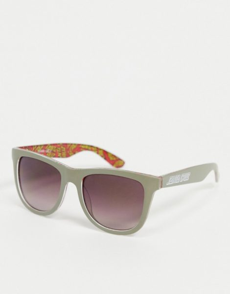 Santa Cruz - Multi Classic Dot - Sonnenbrille in Grau