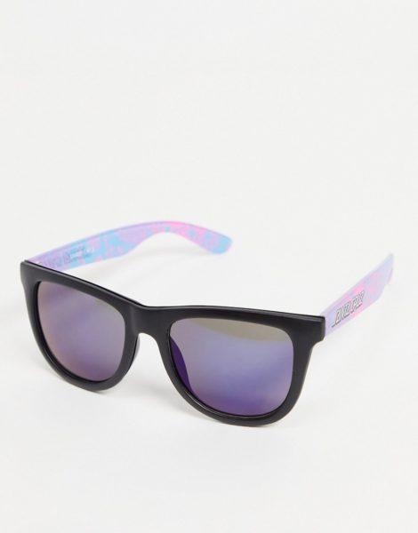 Santa Cruz - Pastel - Sonnenbrille in Schwarz
