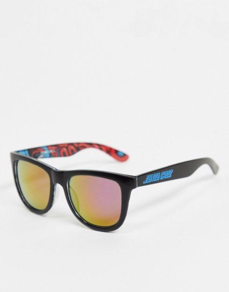 Santa Cruz - Screaming Insider - Sonnenbrille in Schwarz/Blau