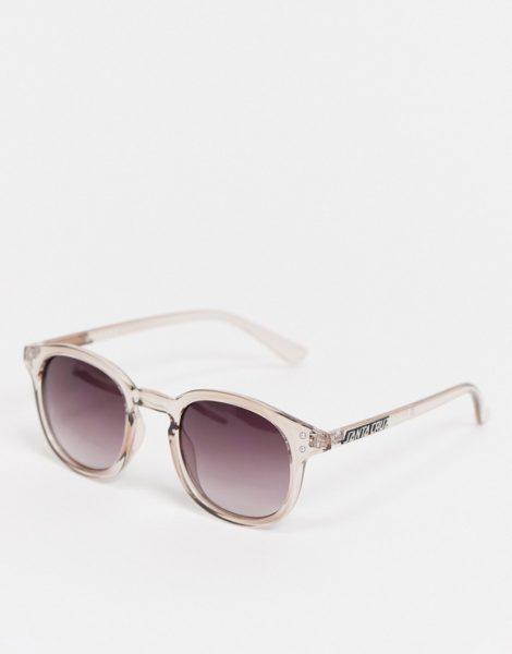 Santa Cruz - Watson - Sonnenbrille in Transparent-Neutral