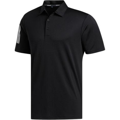 adidas 3-Stripe Poloshirt Herren
