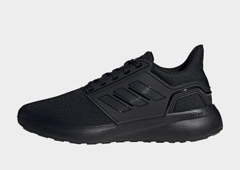 adidas EQ19 Run Laufschuh - Core Black / Core Black / Grey Six - Damen, Core Black / Core Black / Grey Six