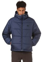 adidas Originals Pad Hooded Puff - Jacke für Herren - Blau
