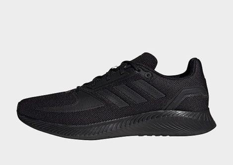 adidas Run Falcon 2.0 - Core Black / Core Black / Grey Six - Herren, Core Black / Core Black / Grey Six