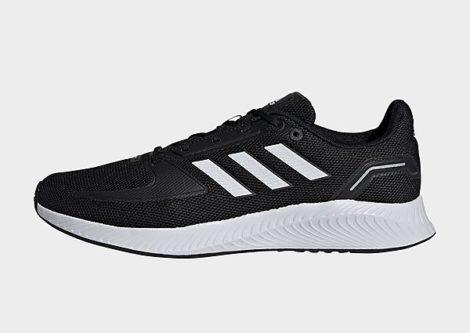 adidas Run Falcon 2.0 Laufschuh - Core Black / Cloud White / Grey Six - Herren, Core Black / Cloud White / Grey Six