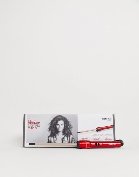 BaByliss - Tight Curls Wand - Lockenstab, BG-Stecker-Keine Farbe