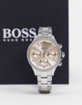 Boss - Hera - Armbanduhr, 1502565-Silber