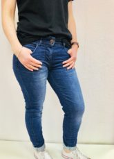 Cecil Jeans Charlize dark blue used