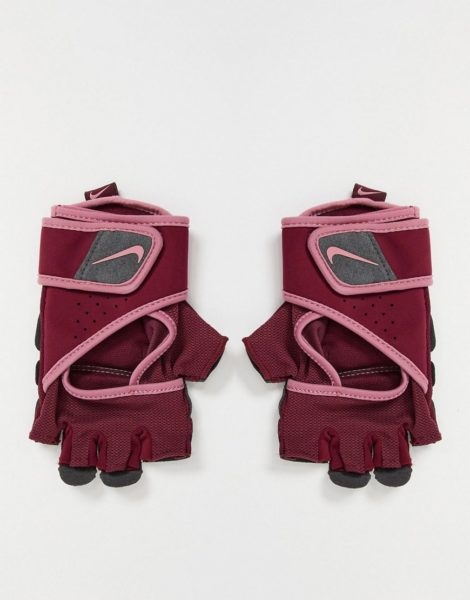 Nike Training - Premium Fitness - Handschuhe für Damen in Rosa