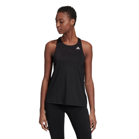 Top Fitness Damen schwarz