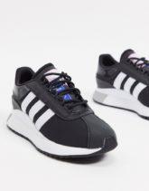 adidas Originals - SL Andridge - Sneaker in Schwarz und Weiß